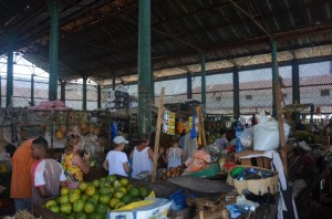 Mombasa targ Kenia