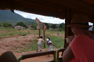 Wioski dzieci Kenia