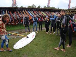 Szkolenie windsurfingowe teoria
