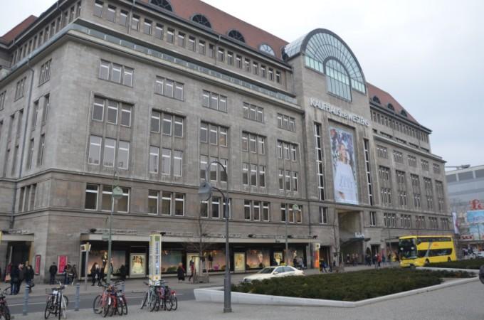 Dom handlowy KaDeWe Berlin