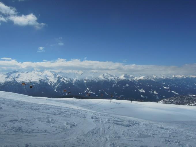 Alpe Lusia Bellamonte Dolomity
