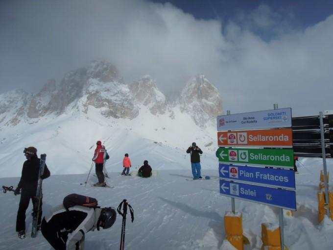 Sellaronda Dolomity