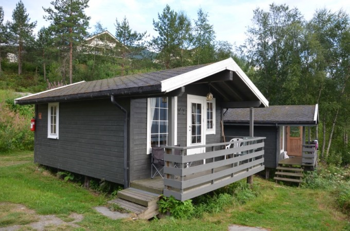 Nasza hytte w Lyngmo Norwegia