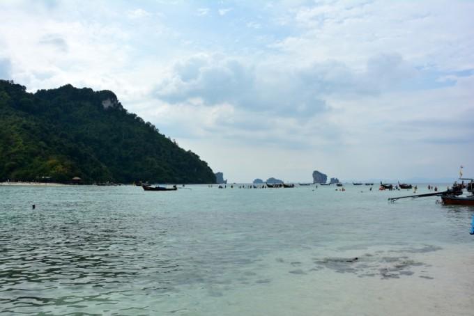 Chicken Island mierzeja Tajlandia