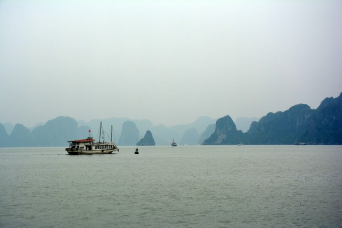 Zatoka Halong Wietnam