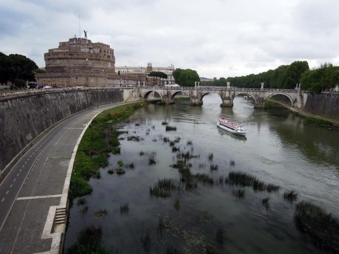 Tyger w Rzymie