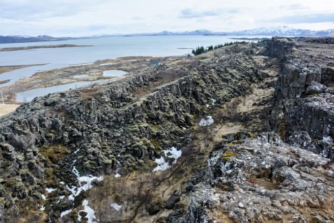 Park Narodowy Thingvellir Islandia