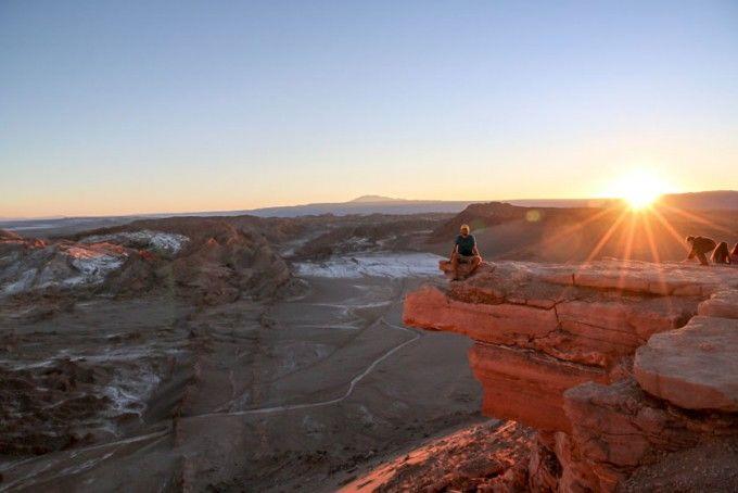 Piedra del Coyote San Pedro de Atacama Chile