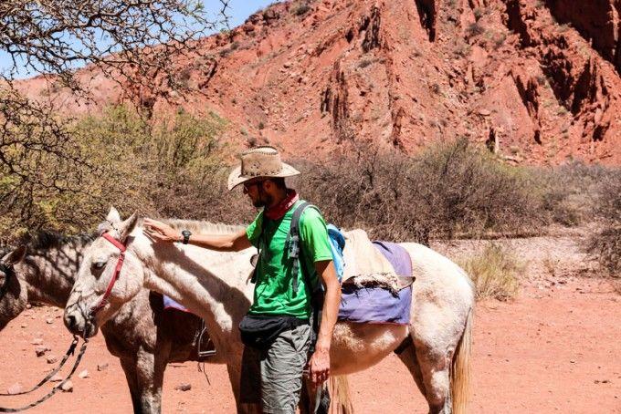 Wycieczka konna w Tupizie 2 Boliwia