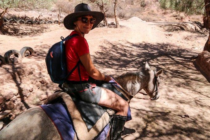 Wycieczka konna w Tupizie Boliwia