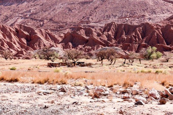 Wycieczka rowerowa 3 San Pedro de Atacama Chile