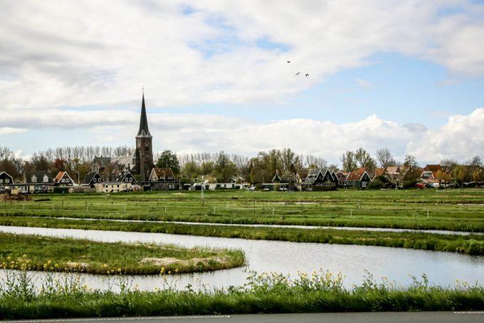 Holandia Zaandam