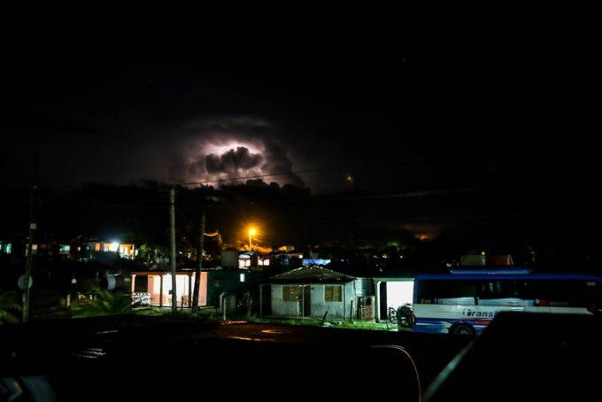 Burza Dolina Vinales