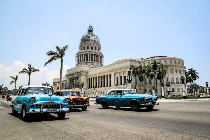 Kapitol Stara Havana