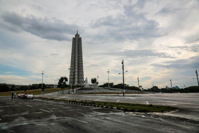 Plac Rewolucji Hawana