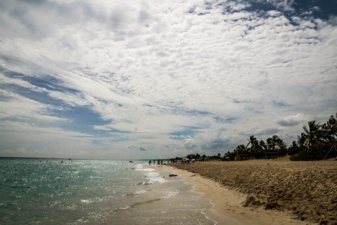 Playa Santa Maria del Mar Hawana