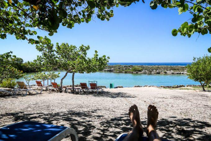 Relaks w Caleta Buena