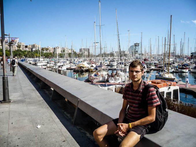 Barcelona Port 2