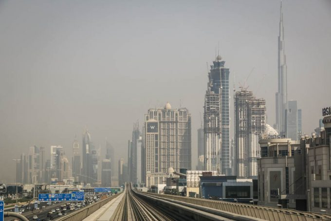 Dubaj ZEA