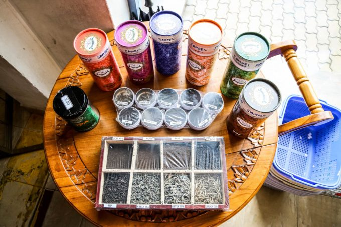 Fabryka herbaty Sri Lanka sklep