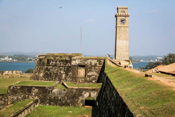 Galle Sri Lanka fort