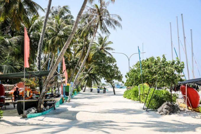 Maafushi Malediwy 2