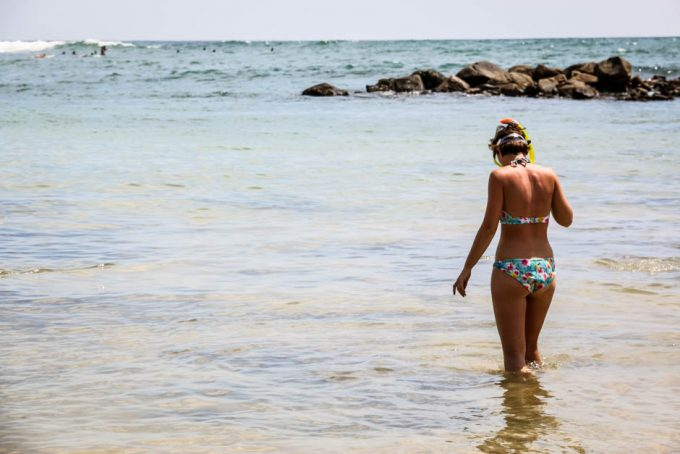 Mirissa snorkeling