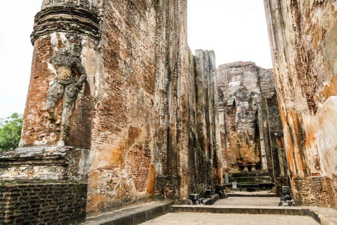 Polonnaruwa Sri Lanka 4