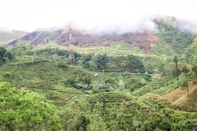 Trasa kolejowa Sri Lanka 2