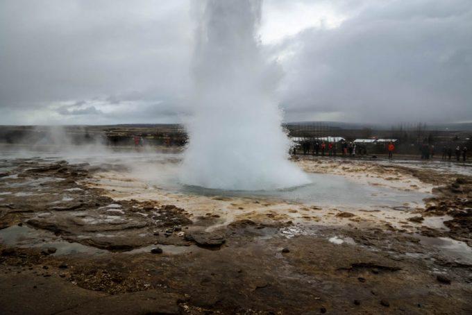 Islandia Geysir