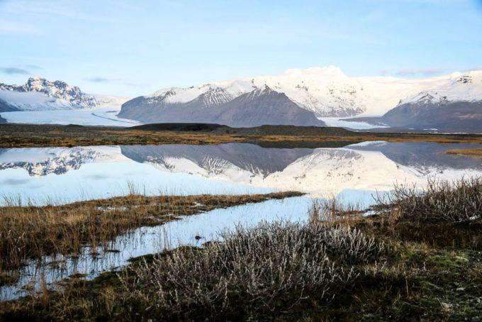 Islandia lodowce