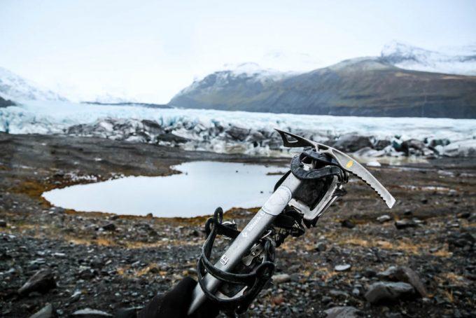 Islandia wycieczka do jaskini lodowej
