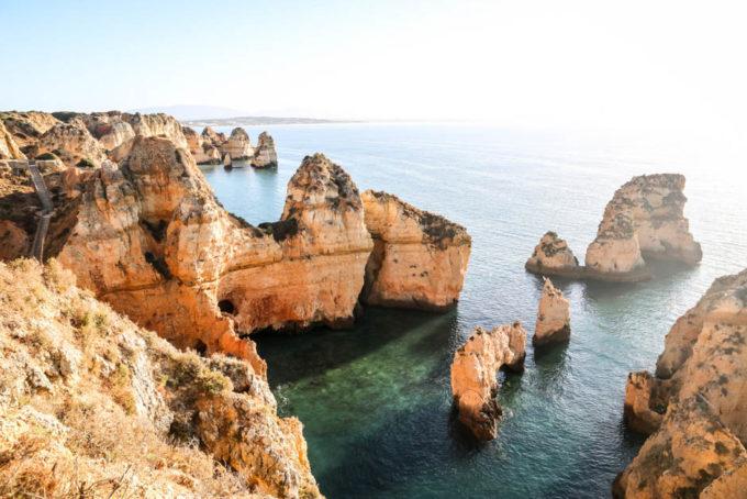 Algarve Lagos Ponta da Piedade 2