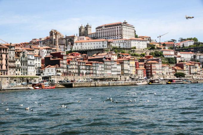 Porto dzielnica Ribeira