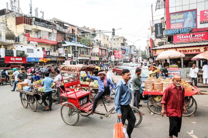 Indie Old Delhi
