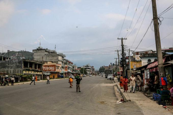 Nepal trekking do ABC wyjazd z Pokhary
