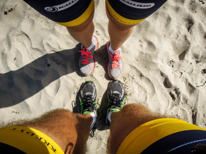 Bornholm na piasku