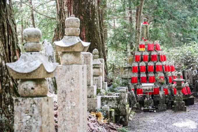 Cmentarz Okunoin Koyasan 5