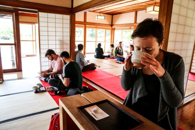 Herbaciarnia Tokio