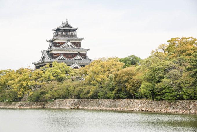 Zamek Hiroszima