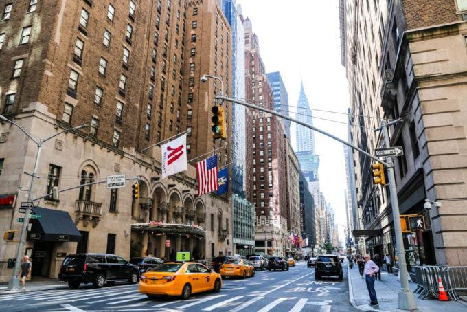 Aleja Nowy Jork