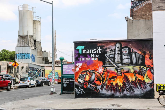 Brooklyn graffiti 3