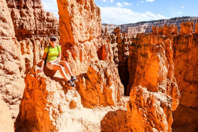 Bryce Canyon trek Navajo Loop 2