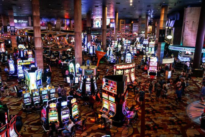Las Vegas kasyno New York New York