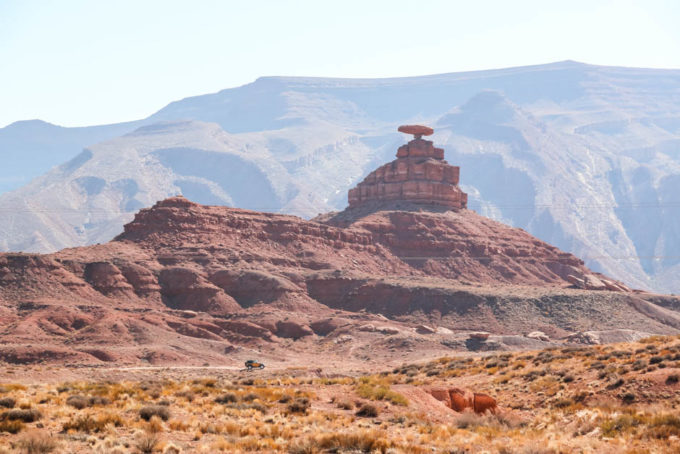 Monument Valley Mexican Hut