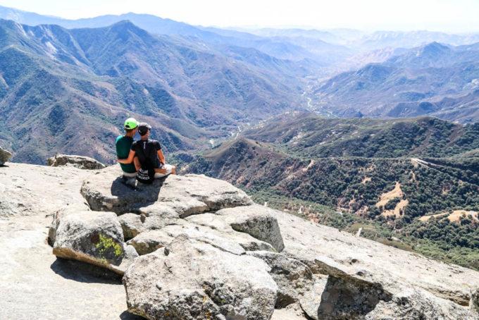 Moro Rock panorama