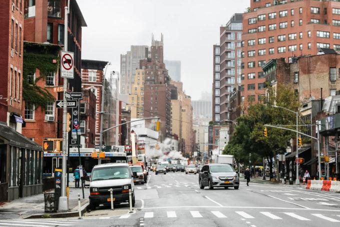 Nowy Jork Greenwich Village
