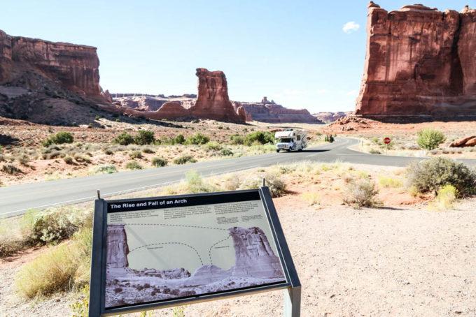 Park Narodowy Arches