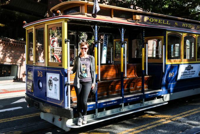 Przy tramwaju