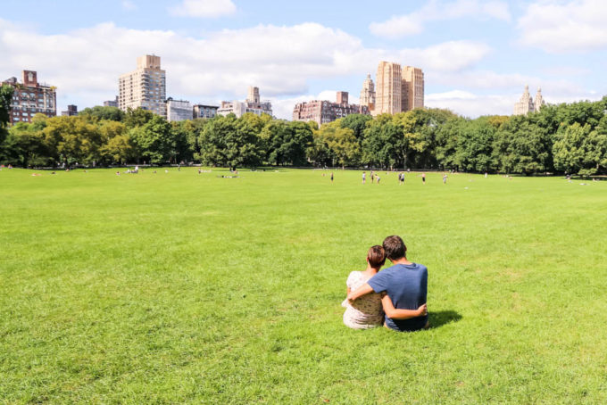 Relax w Central Park